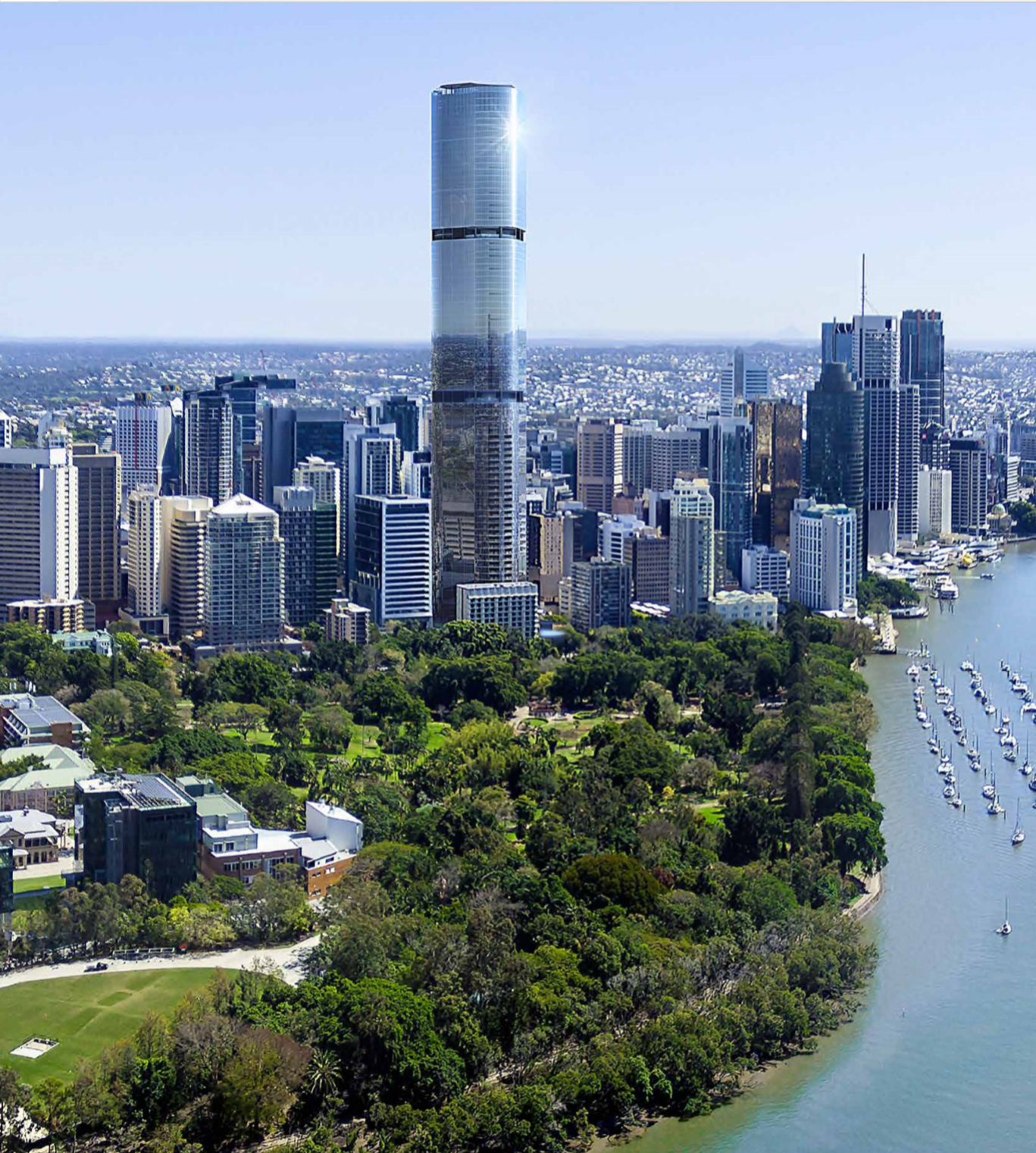 Brisbane City Location