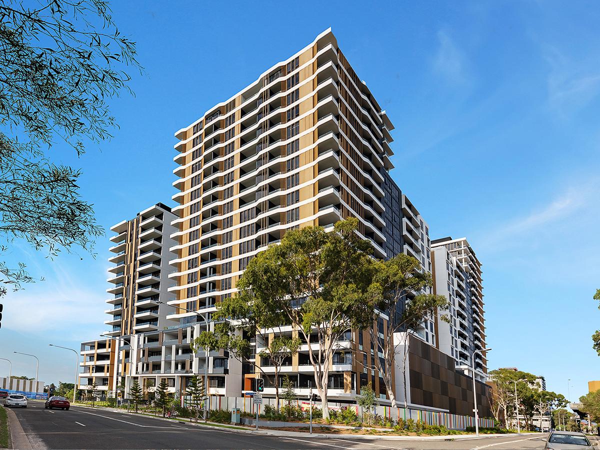 Pagewood, Sydney Location