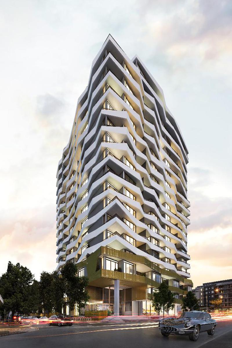 Newstead, Brisbane Location