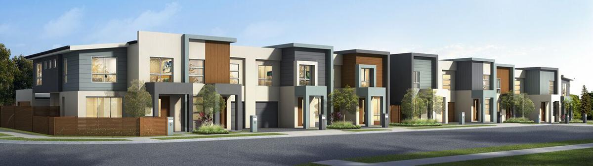 Jordan Springs, house and land package