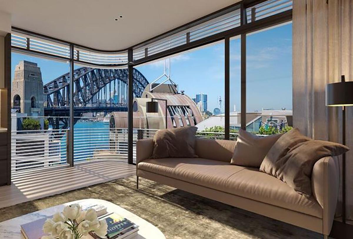 Milsons Point Luxury Apartments Sydney Property Id